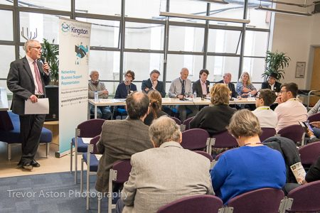 Local Election Hustings