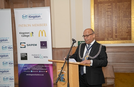 March Breakfast – Hosted by the Mayor of Kingston