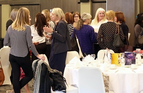 Women In Business Lunch